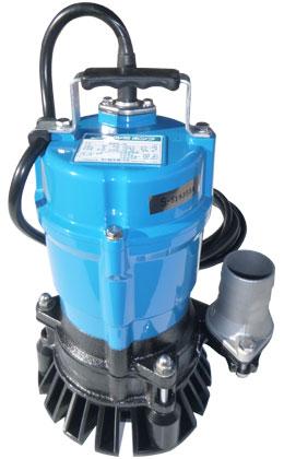 ツルミ一般工事排水用水中ハイスピンポンプHS2.4S